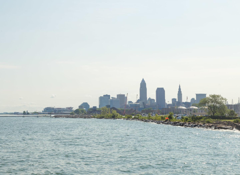 Edgewater Beach, Cleveland, Ohio