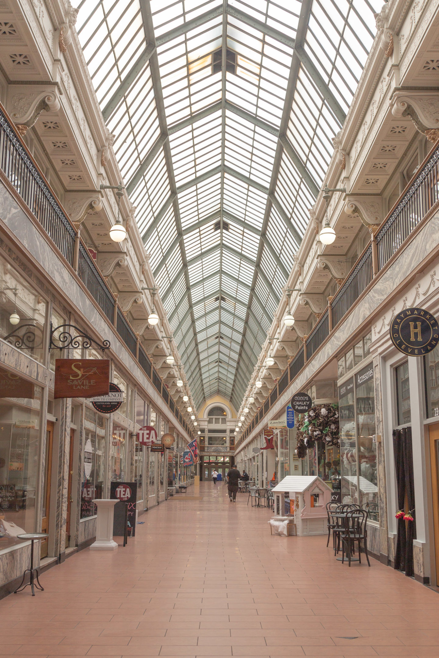 Euclid Avenue Shopping Arcade | Fun Things to Do in Cleveland, Ohio
