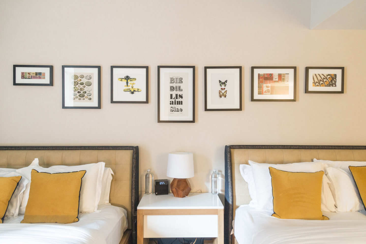 Kimpton Schofield Hotel | Unique things to do in Cleveland Ohio
