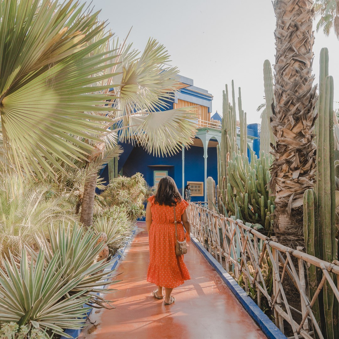 A Chill 3 Days in Marrakech Itinerary