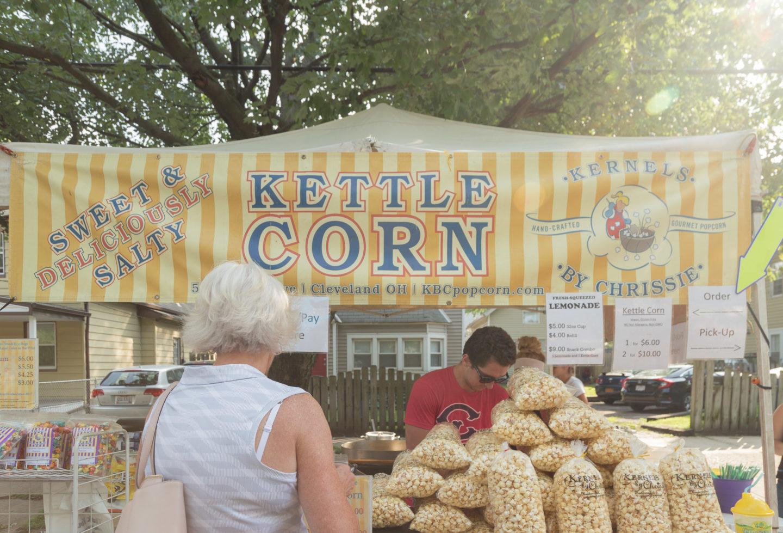 Taste of Tremont Festival, Cleveland, Ohio