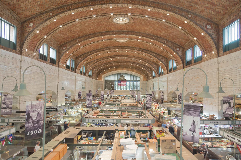 West Side Market, Cleveland, Ohio