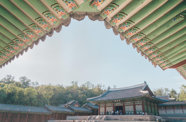 Gyeonghuigung - things to do in Korea