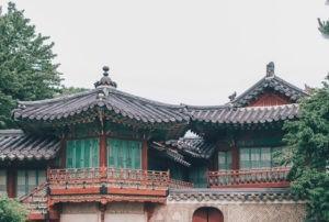 Changdeokgung, Seoul, Korea