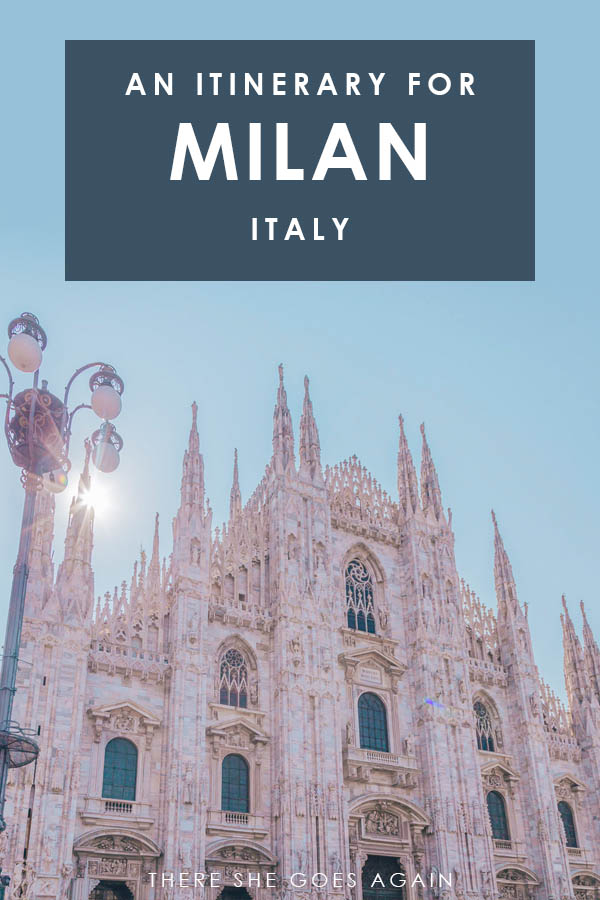 All the best things to do in Milan Italy in this 3 day travel guide | milan italy travel, milan beautiful places, what to do in milan italy, milan itinerary