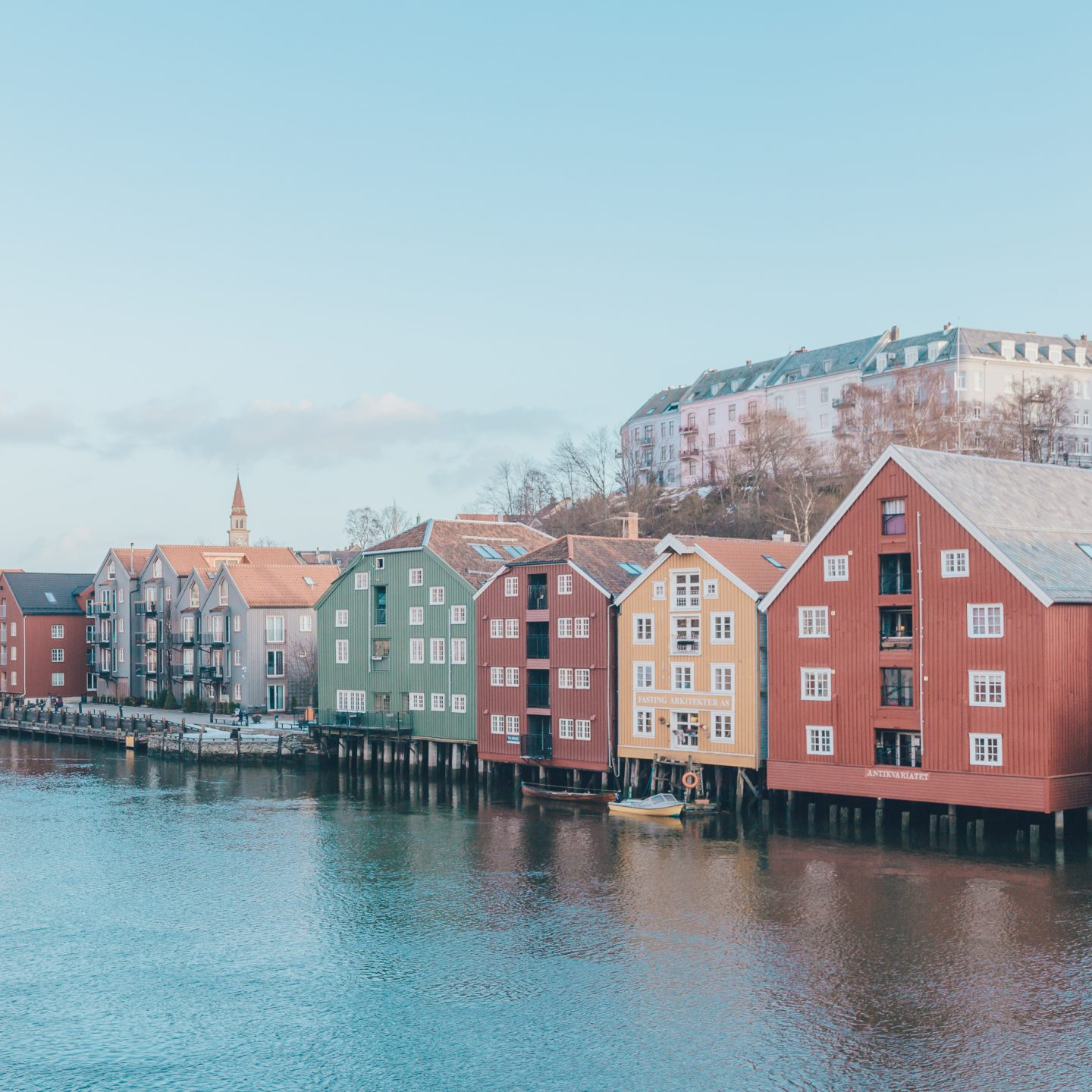 A Little Trondheim Travel Guide for Winter
