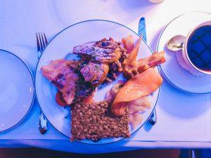 Britannia Hotel Trondheim: Breakfast