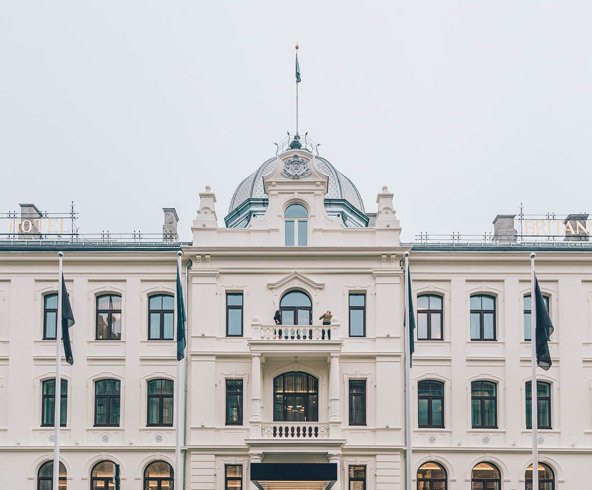 Britannia Hotel Review