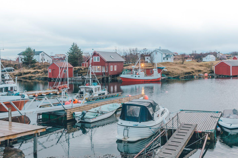 Island of Vega, Helgeland Coast, Norway