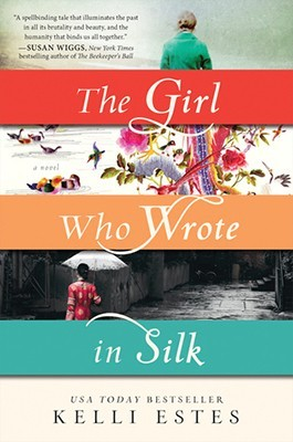 the girl who wrote in silk | book challenge 2020