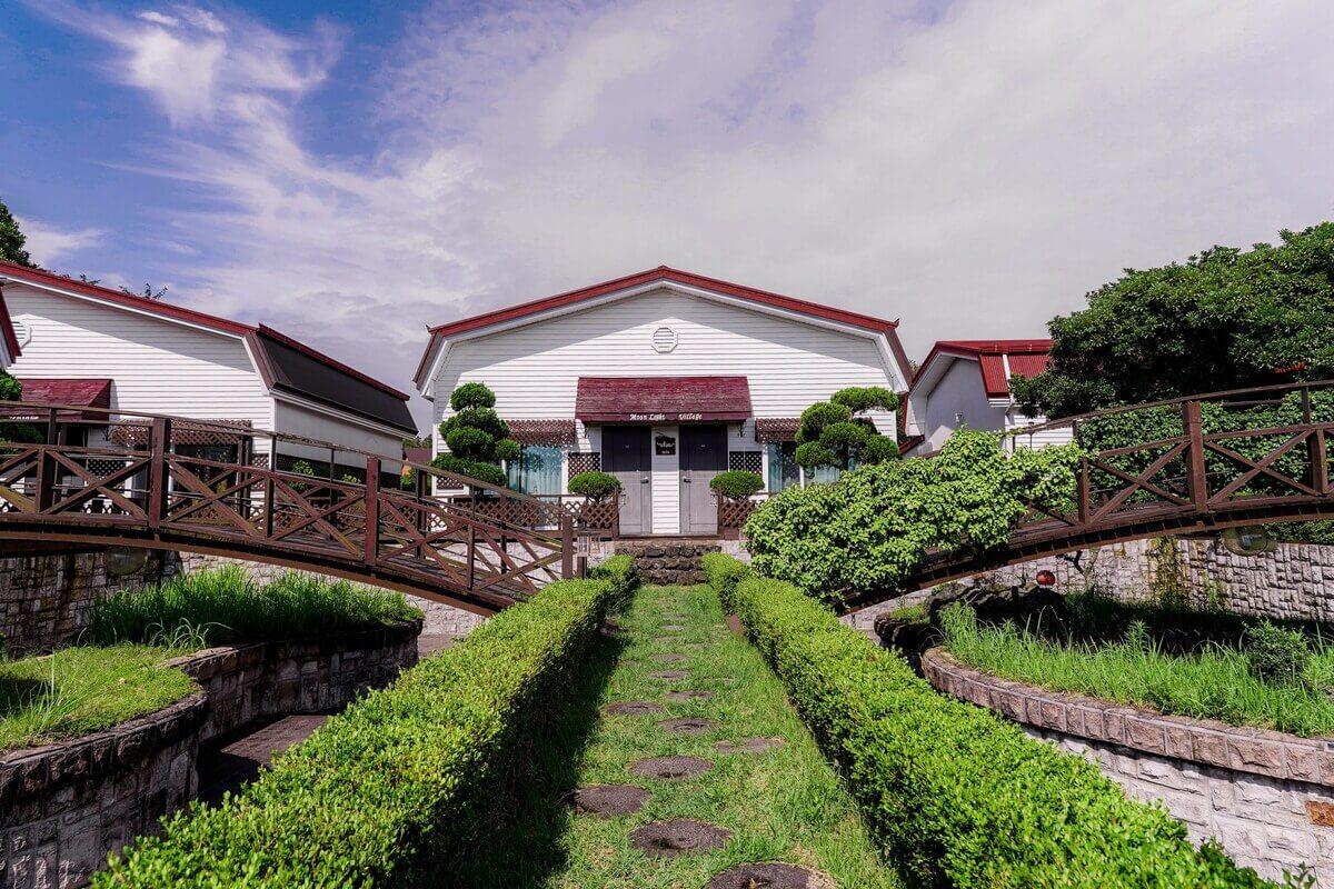Dallabong House, Jeju, Korea