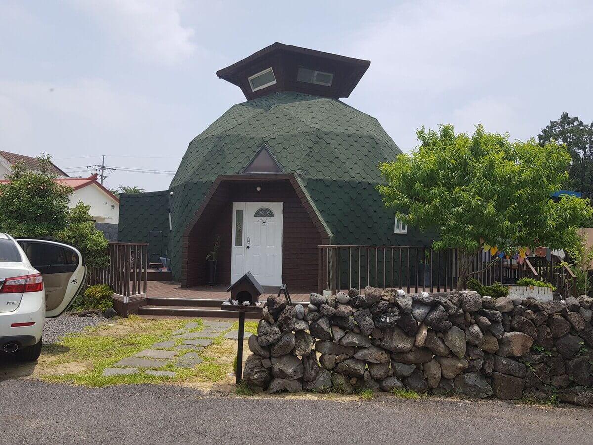 Jungsstory Dome, Jeju, Korea