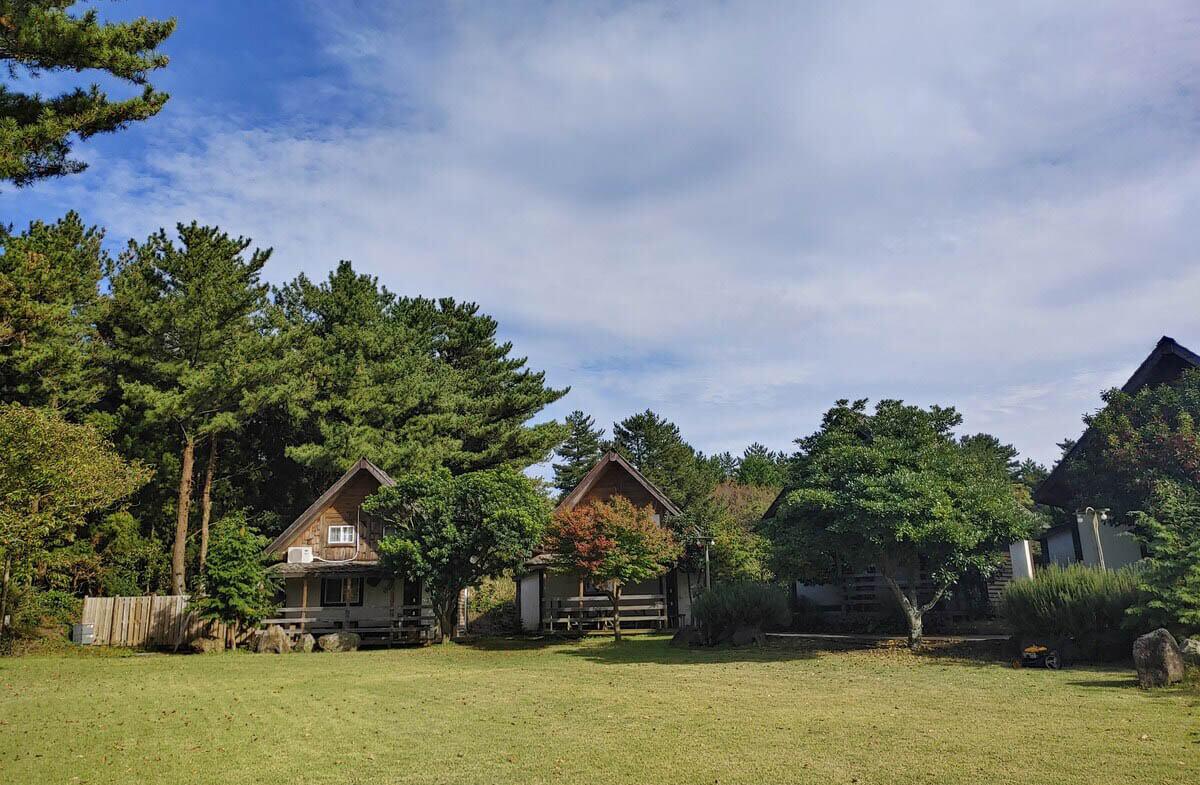 Tree Park House, Jeju, Korea