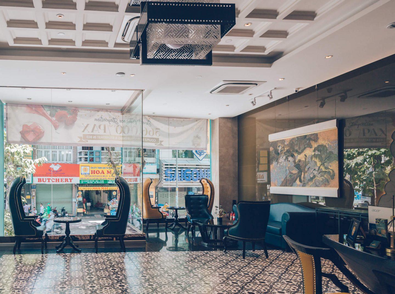 Odys Boutique Hotel, Ho Chi Minh City, Vietnam