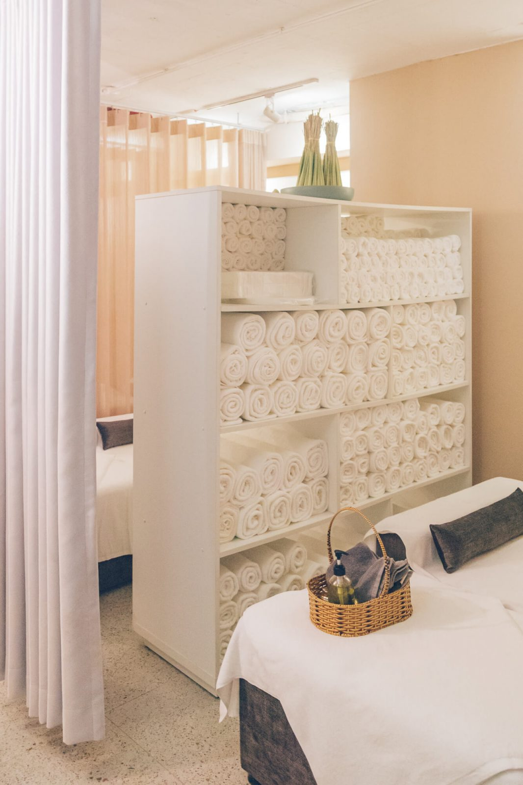 Nu Spa, Odys Boutique Hotel, Ho Chi Minh City, Vietnam
