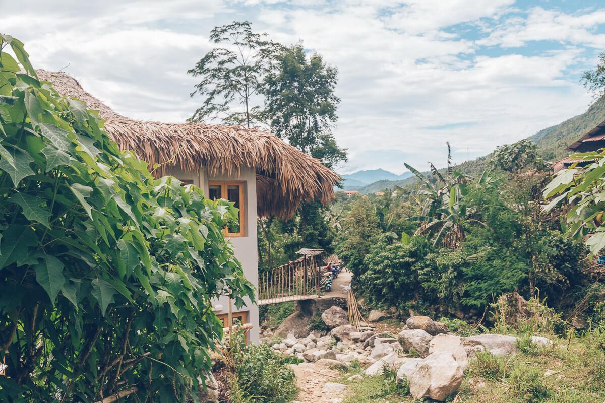 Topas Riverside Lodge, Sapa, Vietnam