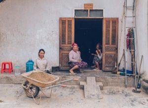Red Dzao Tribe, Sapa, Vietnam