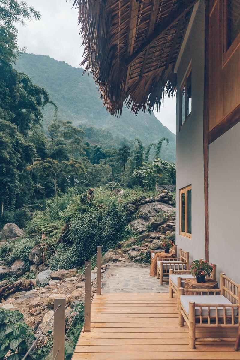 Topas Riverside Lodge | Sapa, Vietnam