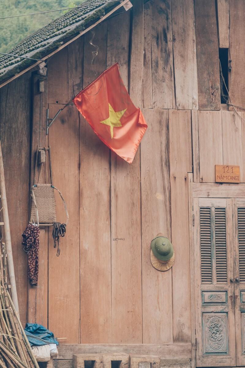 Nam Cang village, Sapa, Vietnam