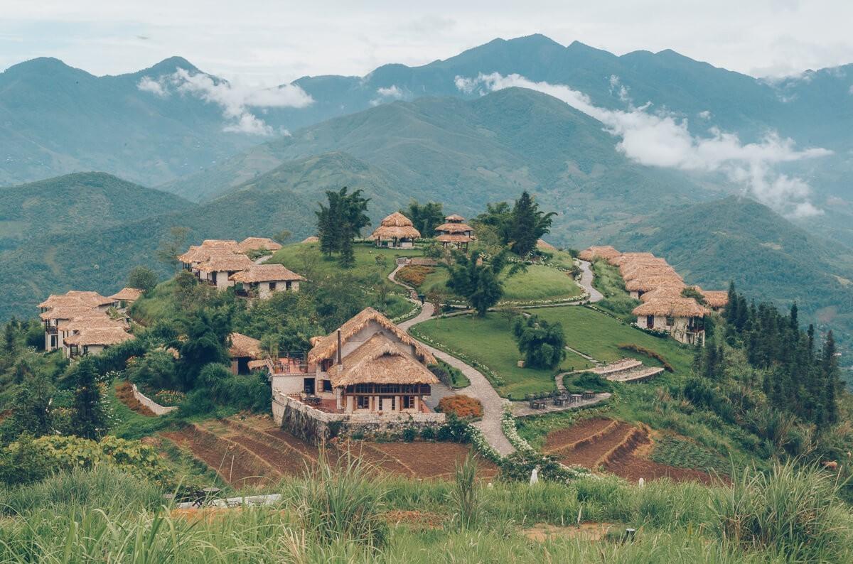 Topas Eco Lodge, Sapa, Vietnam