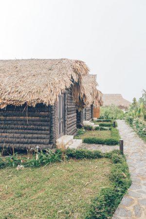 Spa at Topas Eco Lodge, Sapa, Vietnam