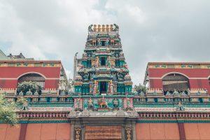 Temple Goddess Mariamma, Ho Chi Minh City, Vietnam