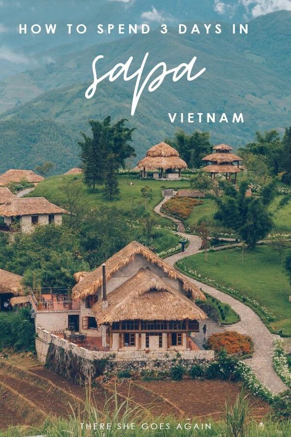 3 Day Sapa Itinerary Guide |  vietnam travel, sapa vietnam travel, sapa vietnam photography, sapa vietnam things to do