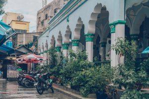 Cholon Mosque, HCMC, Vietnam
