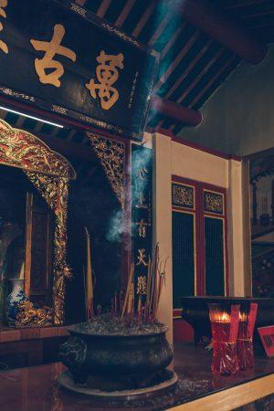 Chùa Ông Bổn, HCMC, Vietnam