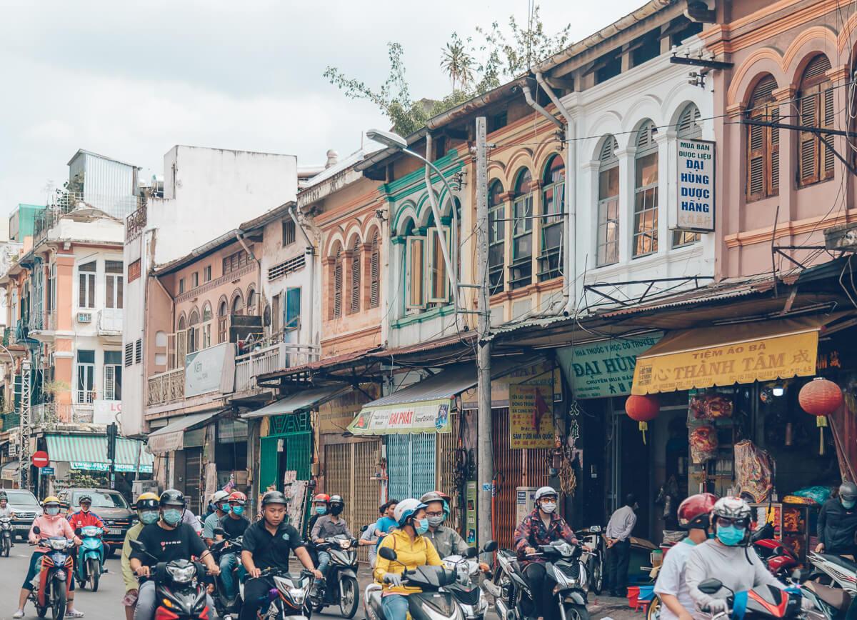 District 5, HCMC, Vietnam