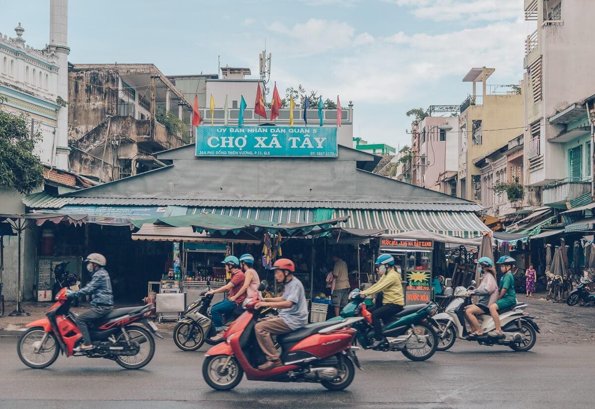 District 5 Markets, HCMC, VIetnam