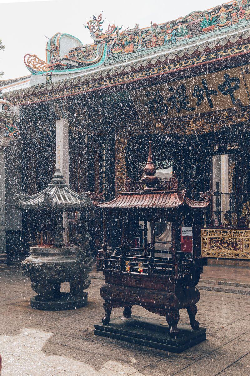 Nghia An Hoi Quan Pagoda, HCMC, Vietnam