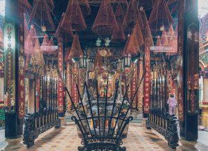 Phuoc An Hoi Quan Pagoda, District 5, HCMC, Vietnam