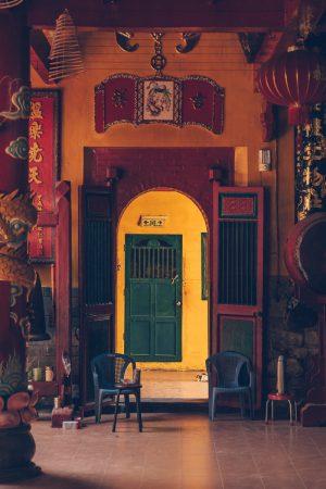 Quan Âm Pagoda, HCMC, Vietnam