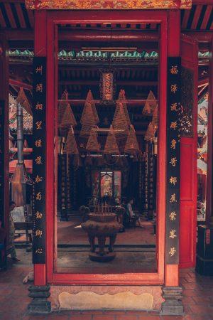 Tam Son Pagoda, District 5, Ho Chi Minh City, Vietnam
