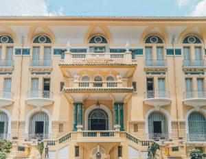 HCMC Fine Arts Museum, Vietnam
