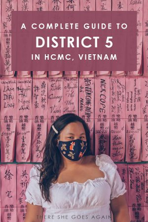 A complete guide to Ho Chi Minh City's Chinatown, Cholon! | district 5 hcmc, saigon things to do, hcmc things to do, vietnam travel