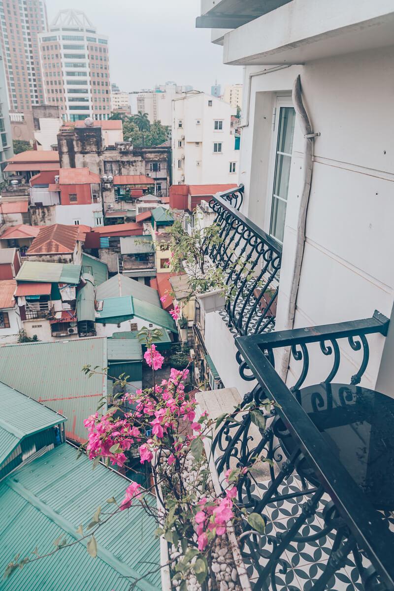 Acoustic Hotel, Hanoi, Vietnam