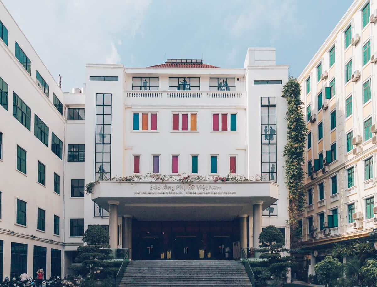 Vietnamese Women's Museum, Hanoi, Vietnam