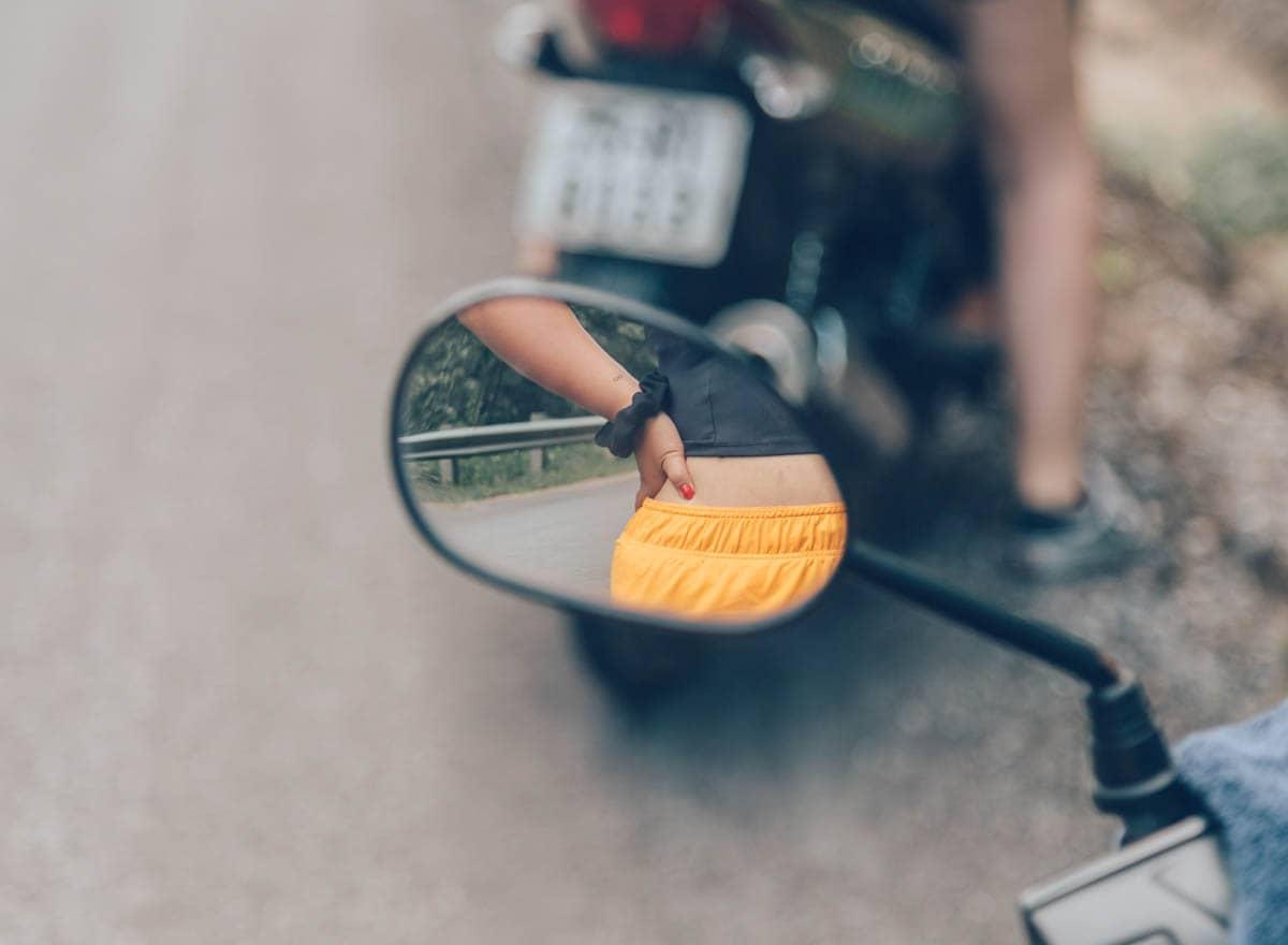Motorbiking in Phong Nha, Vietnam