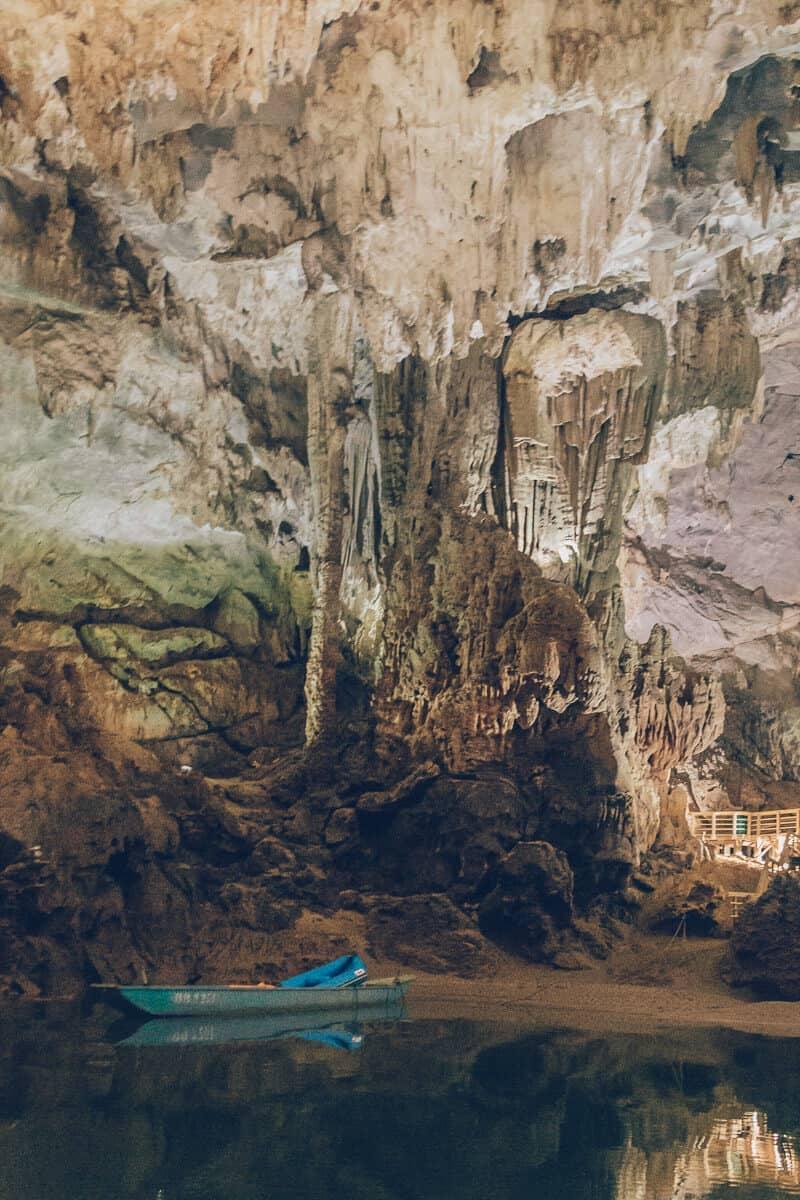 Phong Nha Cave in Phong Nha, Vietnam