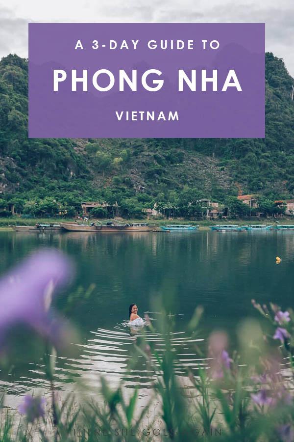 A getaway guide to Phong Nha, Vietnam | things to do in phong nha, phong nha ke bang, phong nha national park, phong nha photography