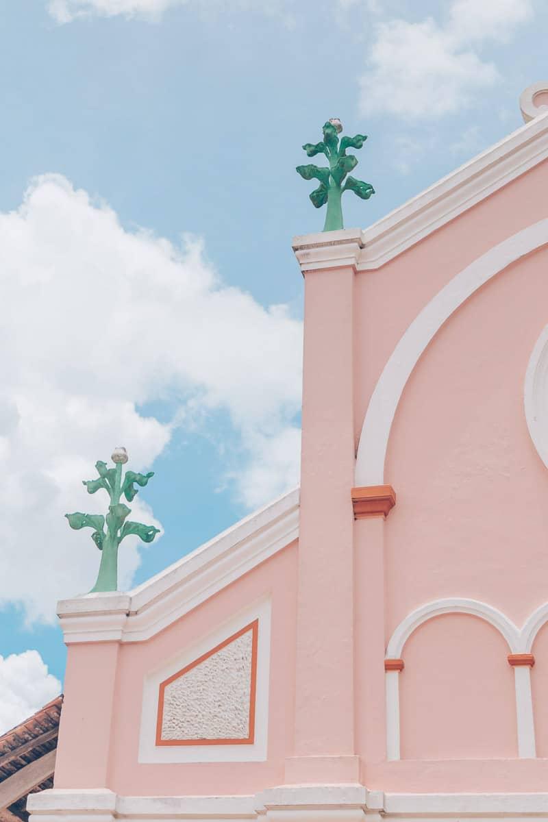 Cai Muoi Church (Nha tho Cai Muoi), Vinh Long, Vietnam