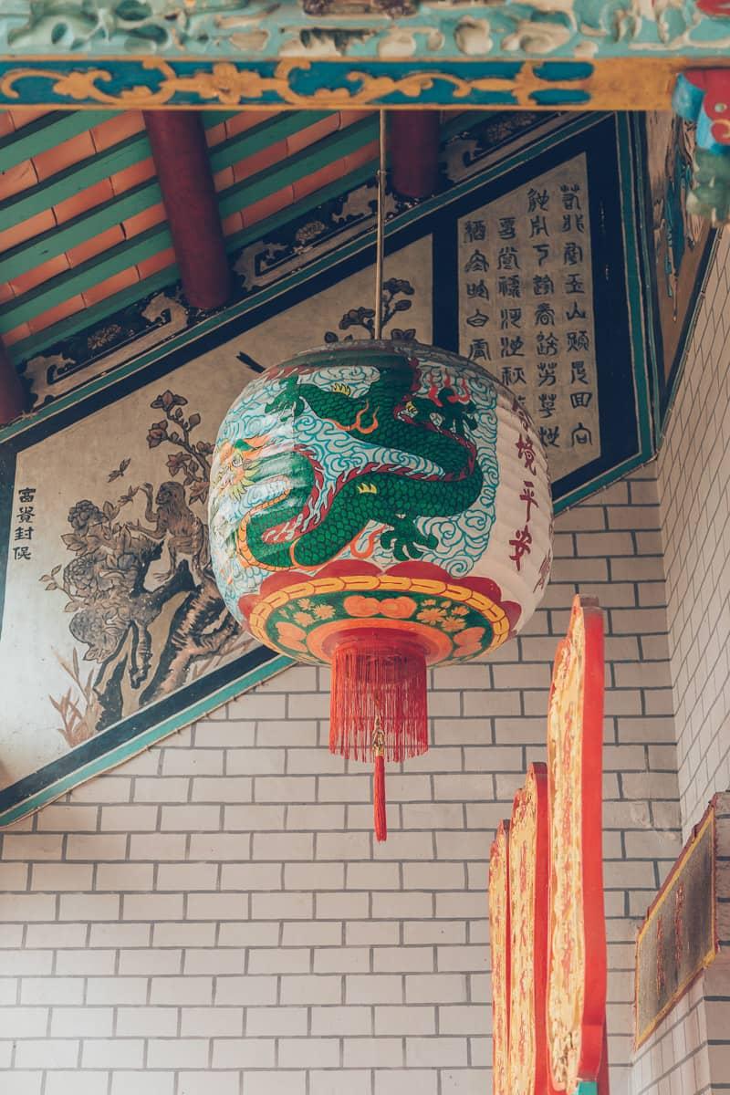 Thien Hau Pagoda (Chua Ba Thien Hau), Vinh Long, Vietnam