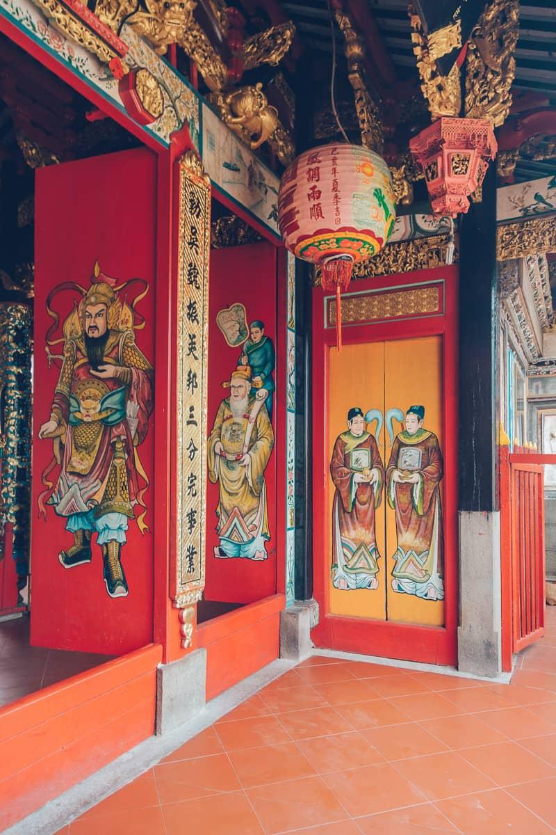 Chua Ong That Phu Mieu, Vinh Long, Vietnam