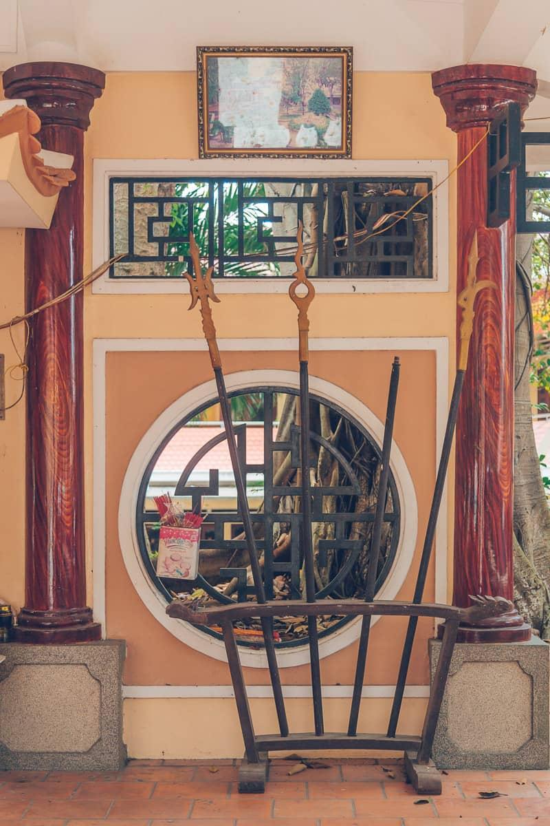 Di Tich Cua Huu Thanh Long Ho, Vinh Long, Vietnam