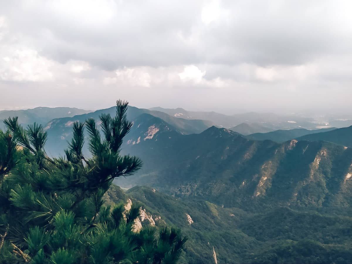 Gyeryongsan, Korea