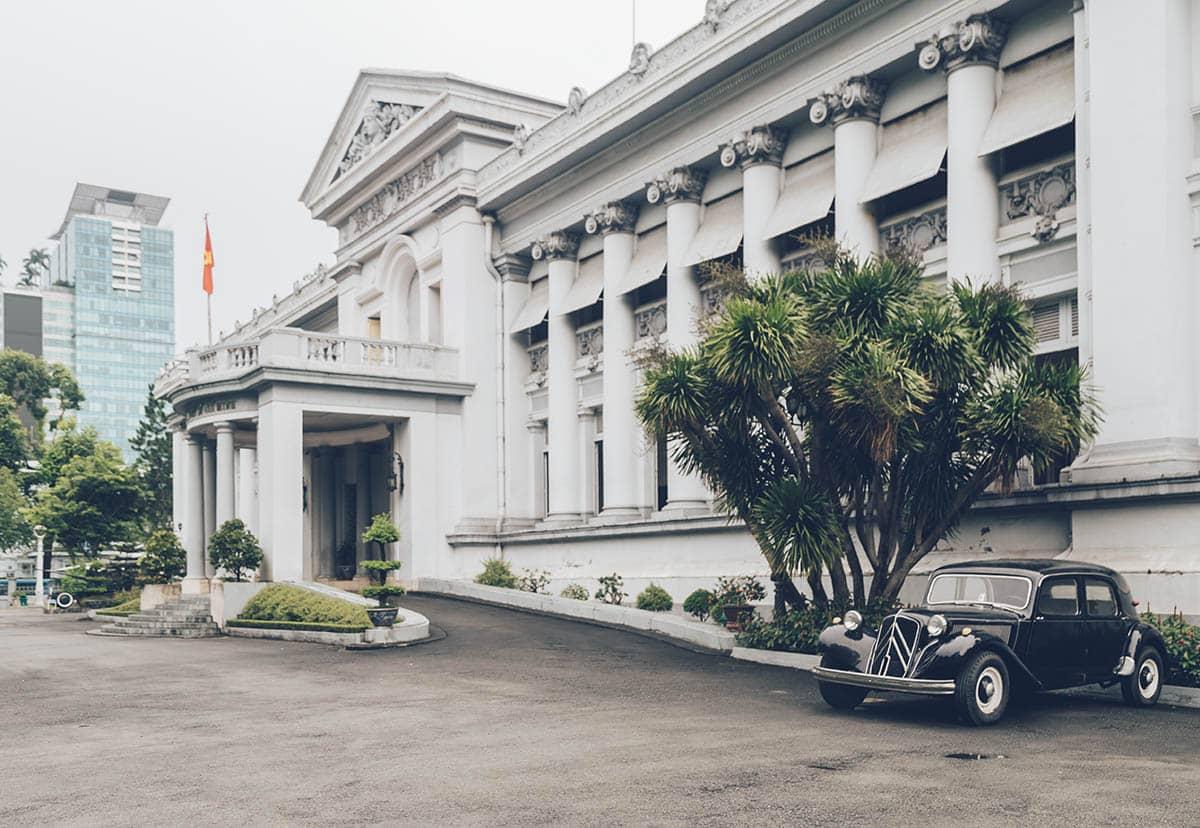 Ho Chi Minh City Museum, Vietnam