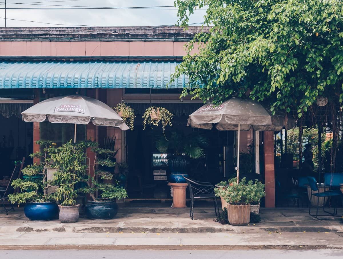 Cafe Trugen, Vinh Long, Vietnam