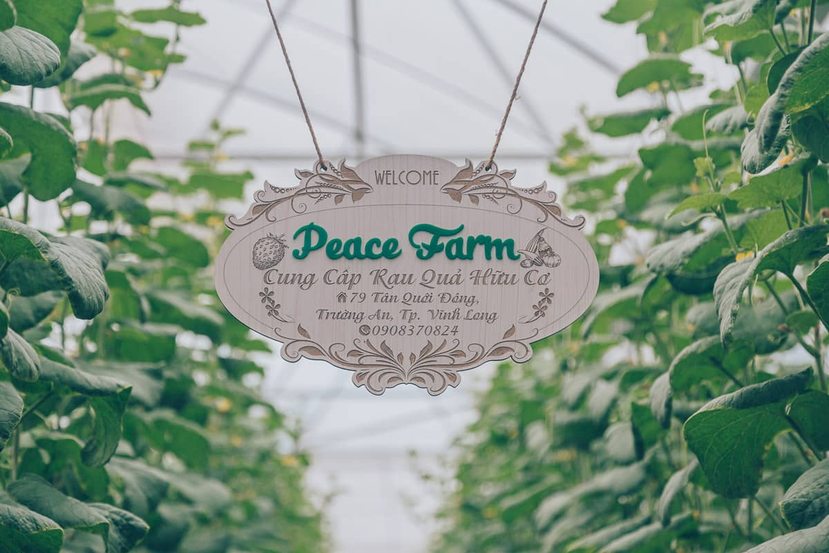 Peace Farm, Vinh Long, Vietnam